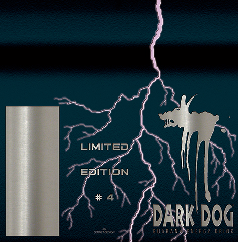 Dark Dog collector # 4 by Lornet-Design